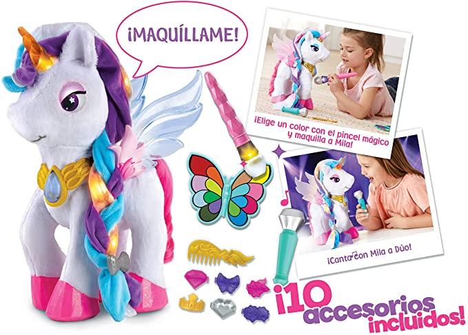 Accesorios Unicornio Mila