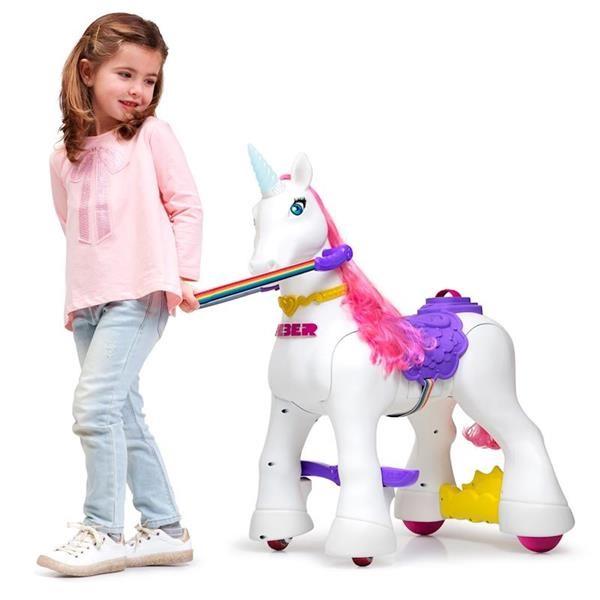 Riendas unicornio feber